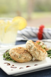 Lowcountry Crab Cakes