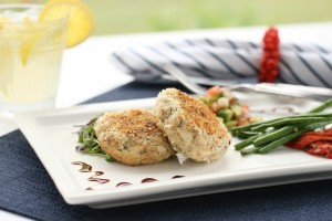 H3 Low Country Crab Cakes