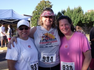 H3 Guests at Firecracker July 4th 5K