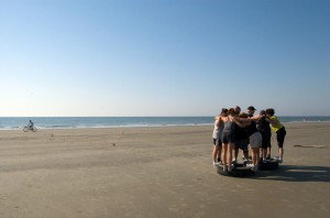 Boot Camp at the Beach