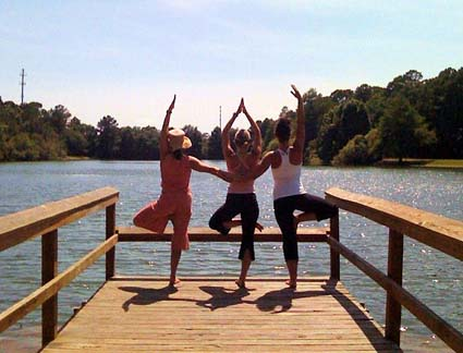 Yoga Retreat Top 8 Hilton Head Health Moments of 2010