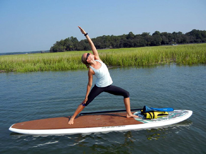 1ebb394a7f Stand Up Paddleboarding /// H3 Daily
