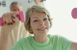 aging adult group fitness Social and Physical Activity Add Years to Life