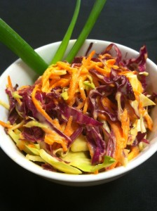 coleslaw 224x300 Healthy Recipes: Coleslaw