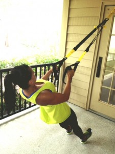 Row 225x300 Fitness Friday: TRX Suspension Training