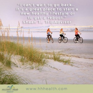 Guest Testimonial, Hilton Head Health weight loss and wellness resort