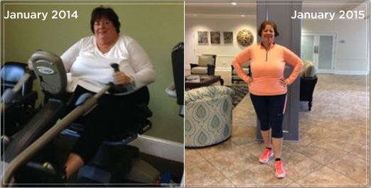 SUCCESS STORY: OVER 100 LBS LOST IN 1 YEAR